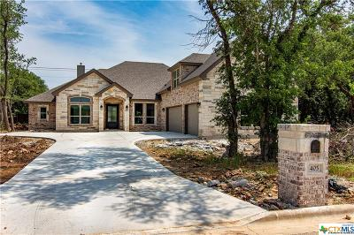 Temple, Belton Single Family Home For Sale: 405 Roca
