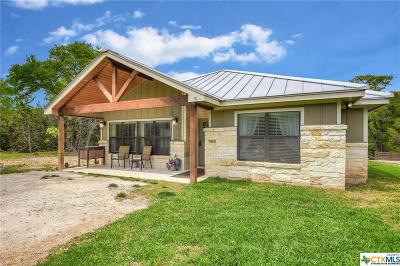 Canyon Lake TX Single Family Home For Sale: $240,000