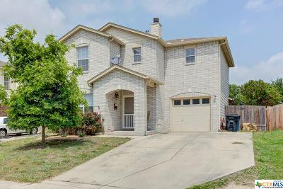 New Braunfels Single Family Home For Sale: 671 Cherokee Boulevard