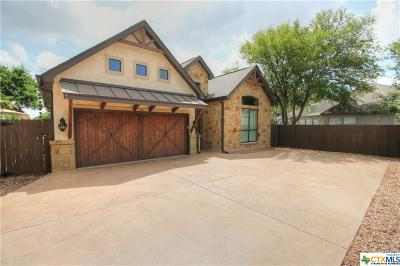 New Braunfels Single Family Home For Sale: 1126 Gruene Road