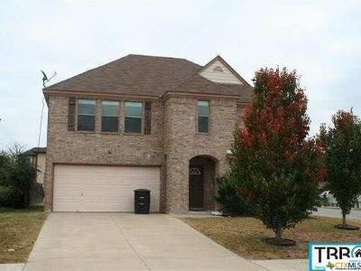 Temple TX Single Family Home For Sale: $139,900