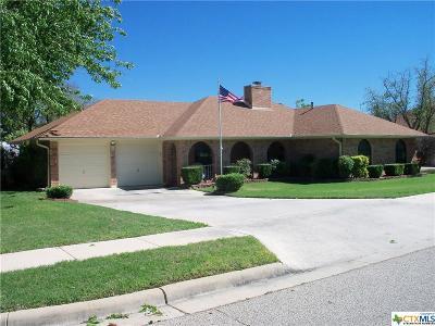 Copperas Cove Single Family Home For Sale: 1001 Kim Avenue