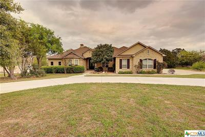 New Braunfels Single Family Home For Sale: 763 Cambridge Dr. Drive
