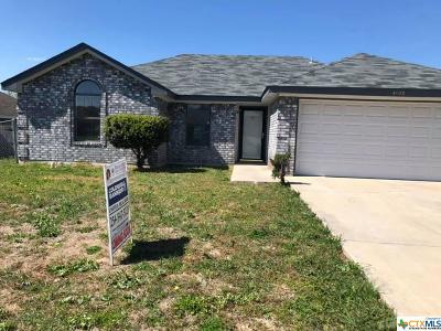 Killeen Single Family Home For Sale: 4103 Shumard Drive