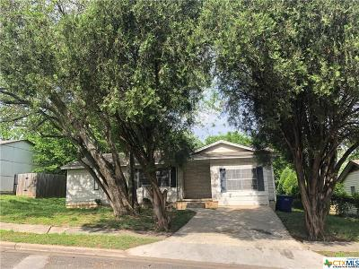 Copperas Cove Single Family Home For Sale: 316 Ash Street
