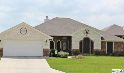 Harker Heights Single Family Home For Sale: 509 Qualla Drive