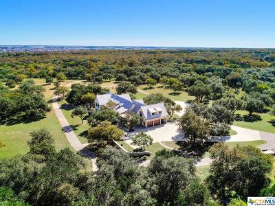 San Marcos Single Family Home For Sale: 300 Water Tower Road