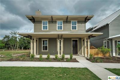 New Braunfels Single Family Home For Sale: 1116 Hauptstrasse