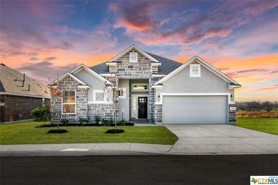 New Braunfels TX Single Family Home For Sale: $359,990