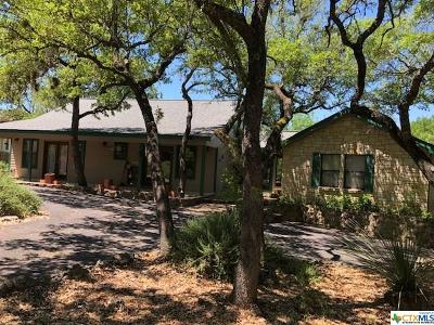 Spring Branch Single Family Home For Sale: 2230 Whispering Water