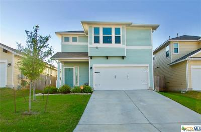 Buda TX Single Family Home For Sale: $244,000