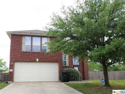 Killeen Single Family Home For Sale: 5408 Donegal Bay Court
