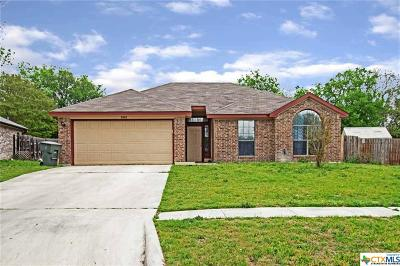 Killeen TX Single Family Home For Sale: $99,995