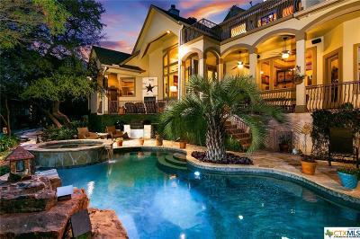 Canyon Lake TX Single Family Home For Sale: $669,000