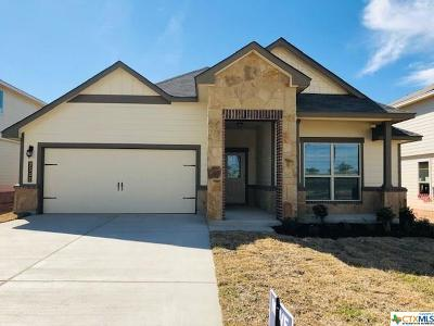 Copperas Cove Single Family Home For Sale: 2532 Pintail Loop