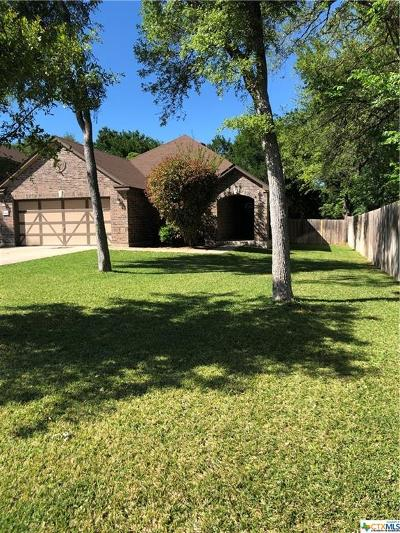Temple TX Single Family Home For Sale: $169,000