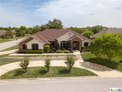 Harker Heights Single Family Home For Sale: 301 Wrought Iron Drive