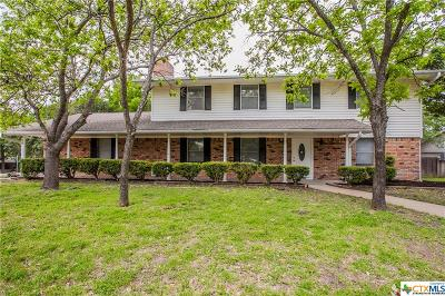 Harker Heights Single Family Home For Sale: 202 Live Oak Drive