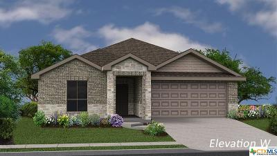 Copperas Cove Single Family Home For Sale: 2324 Pintail Loop