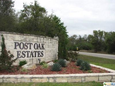 Residential Lots & Land For Sale: 001 Post Oak Row
