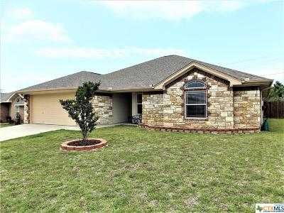 Copperas Cove Single Family Home For Sale: 3416 Lauren Street