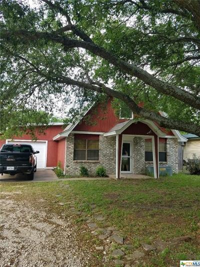 Bell County Single Family Home For Sale: 1012 Fm 1237