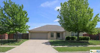 Killeen Single Family Home For Sale: 4400 Bowles Drive