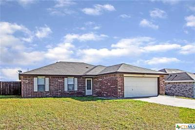 Killeen Single Family Home For Sale: 2805 Maria Drive
