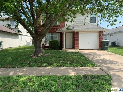Killeen Single Family Home For Sale: 2307 Tracey Ann Lane
