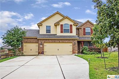Harker Heights Single Family Home For Sale: 3904 Hickory View