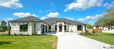 Belton, Temple Single Family Home For Sale: 714 Haymarket Drive