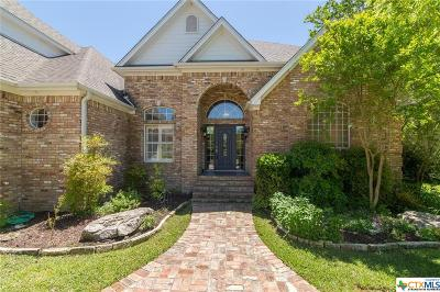 Salado Single Family Home For Sale: 1615 Mill Creek Drive