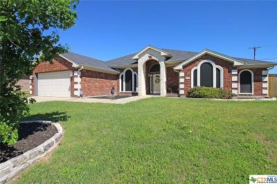 Harker Heights Single Family Home For Sale: 613 Mustang Trail