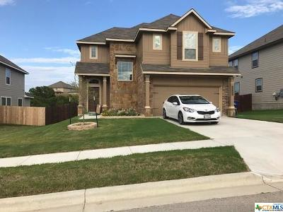 Copperas Cove Single Family Home For Sale: 1242 Jester Court