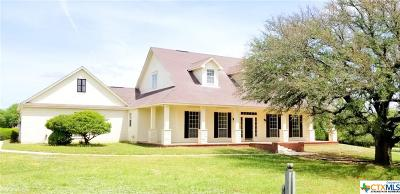 Killeen Single Family Home For Sale: 6501 E Stagecoach Road