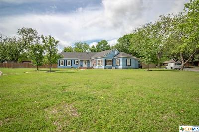 Temple TX Single Family Home For Sale: $177,999