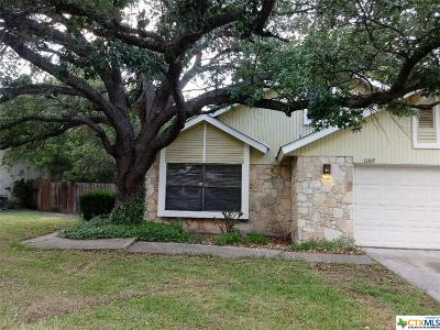 San Antonio Single Family Home For Sale: 11447 Hatchet Pass Drive