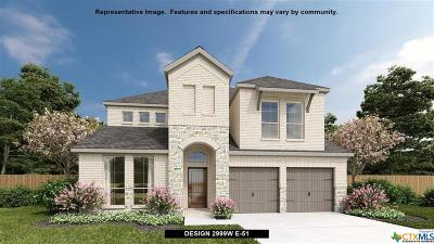 Boerne Single Family Home For Sale: 28918 Pomegranate