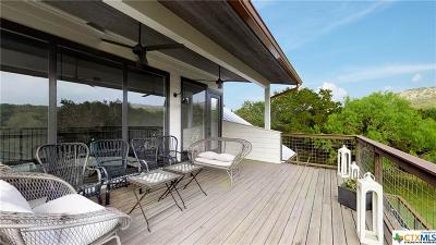 Wimberley Single Family Home For Sale: 106 River Bluff
