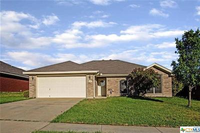 Killeen Single Family Home For Sale: 4203 Ethel Avenue