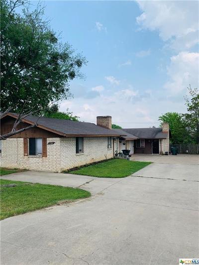 Killeen TX Multi Family Home For Sale: $129,900