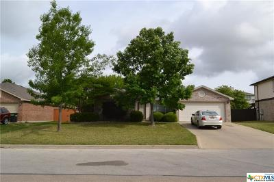 Harker Heights Single Family Home For Sale: 102 Mission Drive