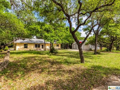 Wimberley Single Family Home For Sale: 28 W Inwood Forest Drive