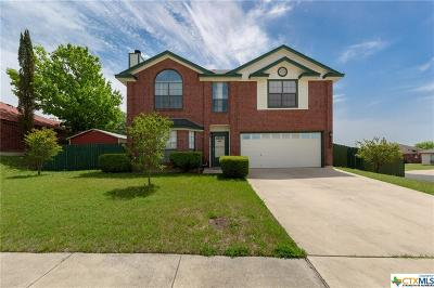 Killeen Single Family Home For Sale: 4200 Breckenridge Drive