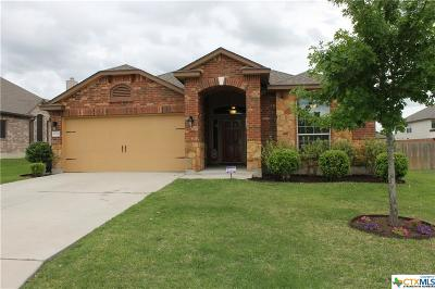 Temple TX Single Family Home For Sale: $200,000