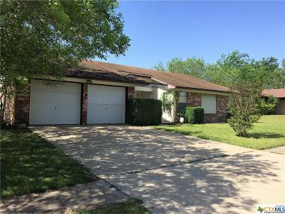 Killeen Single Family Home For Sale: 4506 Whitmire Drive