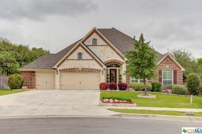 New Braunfels Single Family Home For Sale: 2363 Oak Crossing