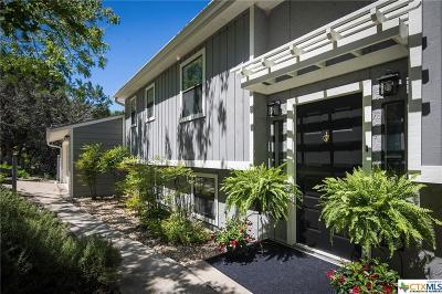 Canyon Lake Single Family Home For Sale: 318 Lost Oak
