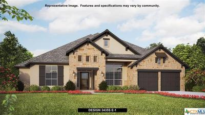 Fair Oaks Ranch Single Family Home For Sale: 7983 Cibolo View