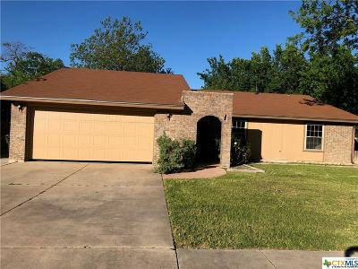 Killeen Single Family Home For Sale: 409 W Mary Jane Drive